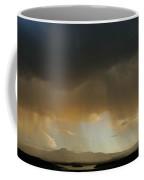 Pedernal Peak, Seen In The Distance Coffee Mug