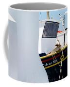Peek-a-boat Coffee Mug