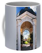 Peeking In The Garden Coffee Mug