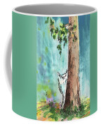 Peeping Tom Coffee Mug