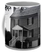 Peers House Appomattox County Court House Virginia Coffee Mug by Teresa Mucha