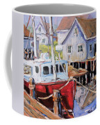 Peggy S Cove 02 By Prankearts Coffee Mug