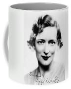 Peggy Wood (1892-1978) Coffee Mug