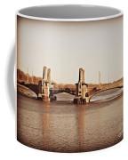 Pelham Bridge In Sepia Coffee Mug