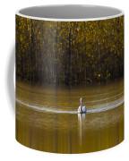 Pelican On Golden Pond Coffee Mug