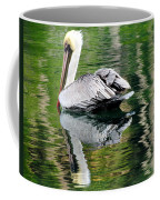 Pelican Reflecting Coffee Mug