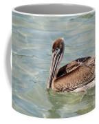 Pelican Waiting For A Catch Coffee Mug
