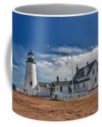 Pemaquid Point Lighthouse 4800 Coffee Mug