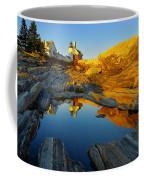 Pemaquid Point Reflection 2 Coffee Mug