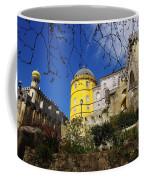 Pena Palace Coffee Mug by Carlos Caetano