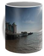Penarth Pier Sun Coffee Mug