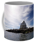 Penfield Reef Lighthouse Coffee Mug