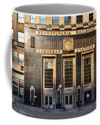 Pennsylvania Railroad Suburban Station Coffee Mug