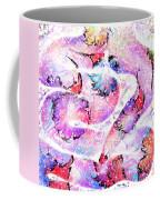 Peppermint Snake Coffee Mug