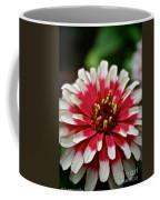 Peppermint Zinnia Coffee Mug