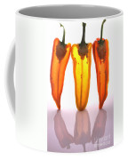Peppers In Half Coffee Mug