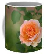 Perfect Peach Petals Coffee Mug