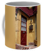 Perfectly Paletted Doorway Coffee Mug