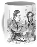 Performing The Marsh Test, 1856 Coffee Mug by Science Source