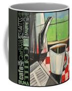 Perk Coffee Languages Poster Coffee Mug