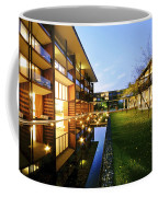 Perspective Of Contemporary Architecture Coffee Mug