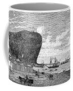 Peru: Arica, 1880 Coffee Mug