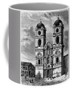 Peru: Jesuit Church, 1869 Coffee Mug