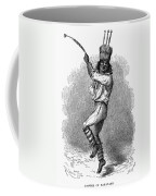 Peru: Native Indian Dancer Coffee Mug