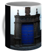 Peruvian Door Decor 12 Coffee Mug