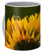 Petales De Soleil - A41b Coffee Mug by Variance Collections