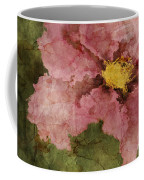 Petaline - Ar01bt05 Coffee Mug by Variance Collections