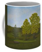 Peter's Hole In One Coffee Mug