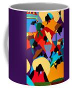 Petion Ville Market II Coffee Mug