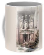 Petra Jordan Coffee Mug