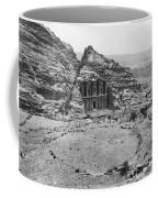 Petra, Jordan Coffee Mug