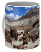 Petrified Forest 2 Coffee Mug