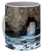Pfeiffer Rock Big Sur 2 Coffee Mug