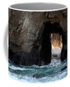 Pfeiffer Rock Big Sur Coffee Mug