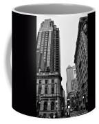 Philadelphia 18th And Walnut Street. Coffee Mug