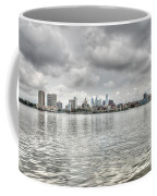 Philadelphia Across The Water Coffee Mug