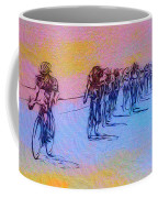 Philadelphia Bike Race Coffee Mug