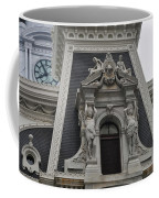 Philadelphia City Hall Window Coffee Mug