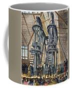 Philadelphia Expo: Engine Coffee Mug