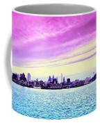 Philadelphia Morning View Coffee Mug