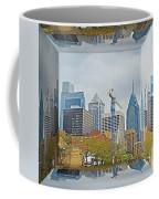 Philadelphia Skyline - Mirror Box Coffee Mug