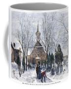 Philadelphia: Winter, 1873 Coffee Mug
