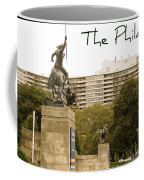 Philadelphian View From Museum Coffee Mug