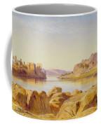 Philae - Egypt Coffee Mug by Edward Lear