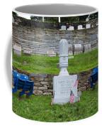 Phillies Harry Kalas' Grave Coffee Mug
