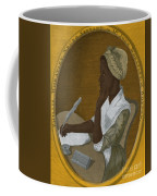 Phillis Wheatley, African-american Poet Coffee Mug by Photo Researchers